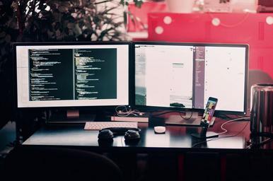 Práce s dvěma PC