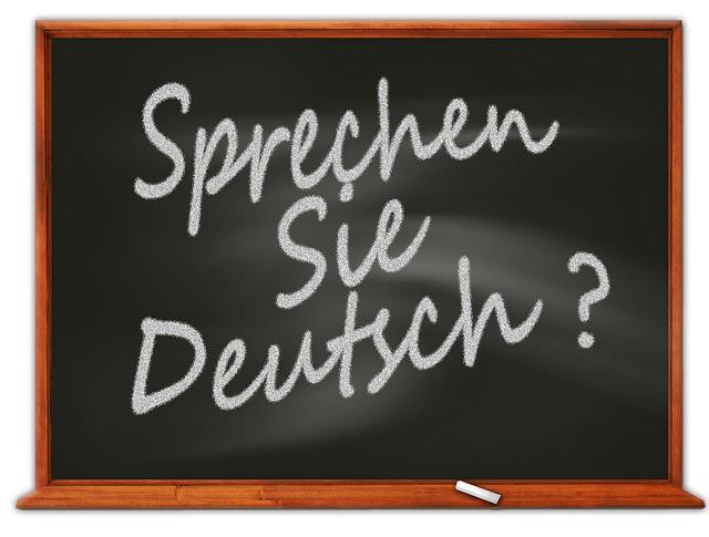 mluvíte německy