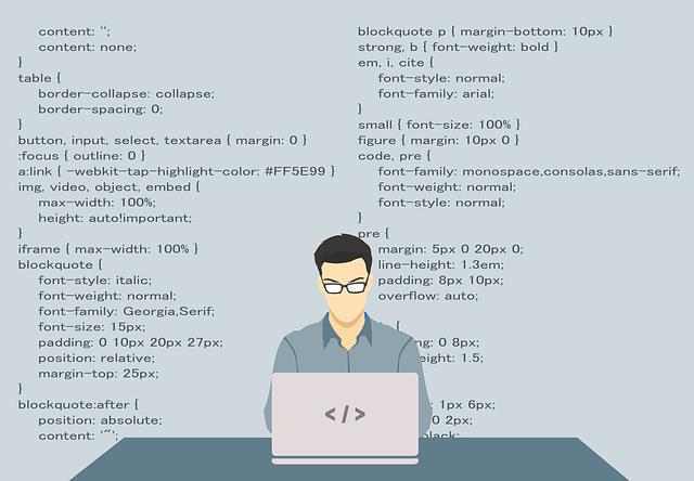 počítačový programátor
