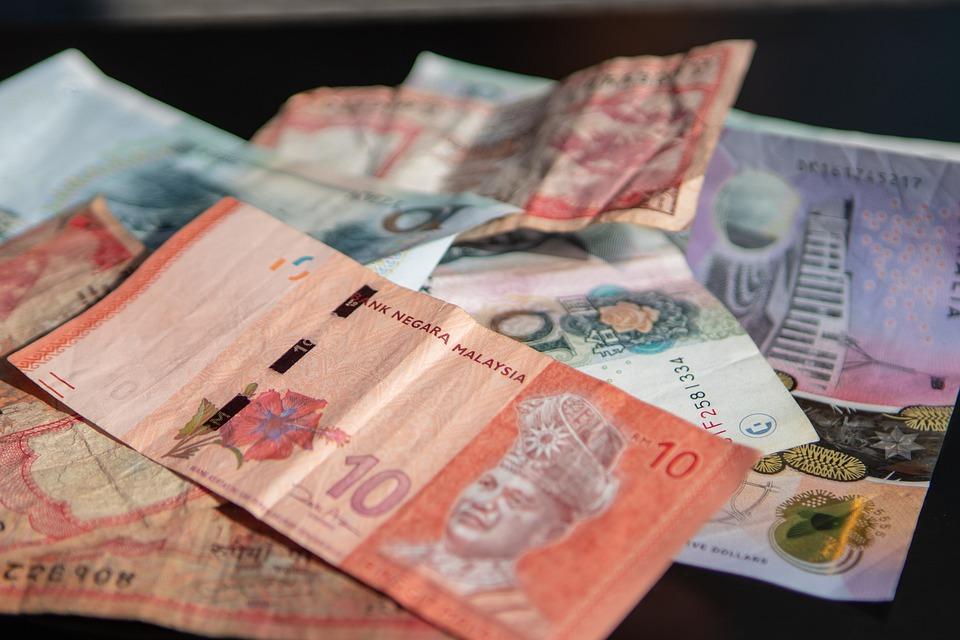 malajské peníze